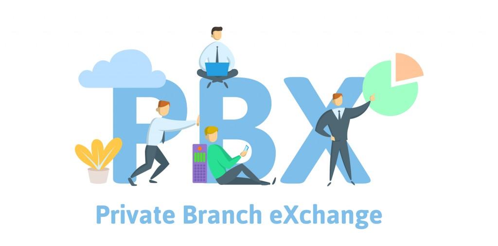 ¿Qué es un «PBX» o «Private Branch Exchange»?
